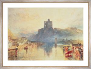 Norham Castle, 1824 by Joseph Mallord William Turner