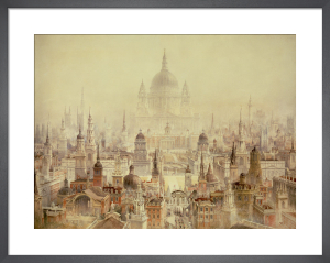 A Tribute to Sir Christopher Wren by Charles Robert Cockerell