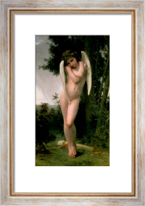Cupidon, 1891 by Adolphe William Bouguereau