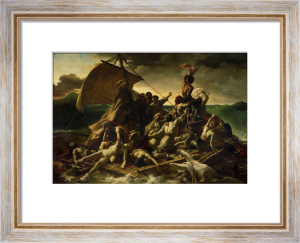 The Raft of the Medusa, 1819 by Jean-Louis-André-Théodore Géricault
