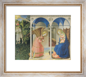 The Annunciation, c.1430 by Attributed to Fra Angelico