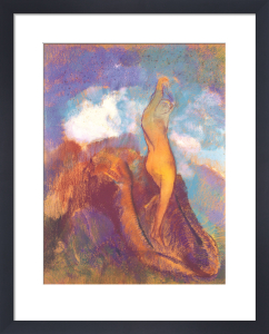 The Birth of Venus, 1912 by Odilon Redon