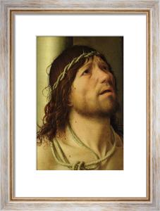 Christ at the Column, c.1475 by Antonello da Messina