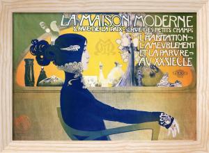 La Maison Moderne, c.1902 by Manuel Orazi