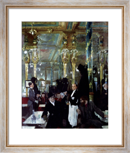 Cafe Royal London, 1912 by Sir William Orpen