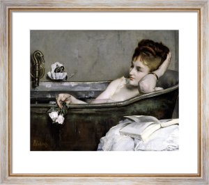 The Bath, c.1867 by Alfred George Stevens