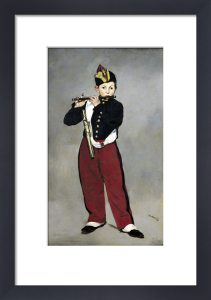 The Fifer 1866 by Edouard Manet