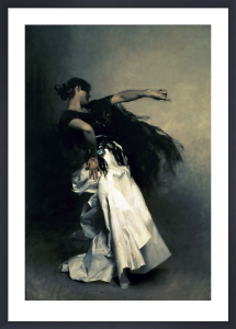 The Spanish Dancer study for 'El Jaleo', 1882 by John Singer Sargent