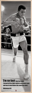 Muhammad Ali (Fast) by Anonymous