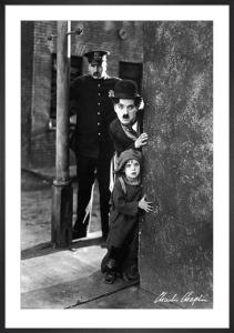 Charlie Chaplin (The Kid) by Maxi
