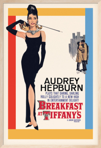 Audrey Hepburn - Breakfast at Tiffany's by Anonymous