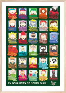 South Park (Quotes) by Anonymous