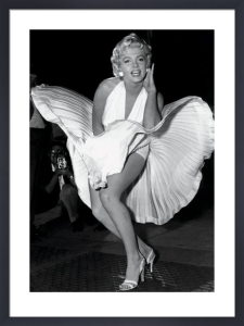 Marilyn Monroe (Seven Year Itch) by Celebrity Image