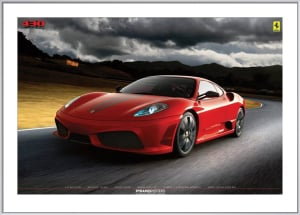 Ferrari (430 Scuderia) by Anonymous