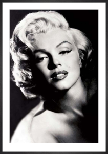 Marilyn Monroe (Glamour) by Anonymous