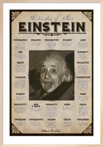 Albert Einstein (Quotes) by Anonymous