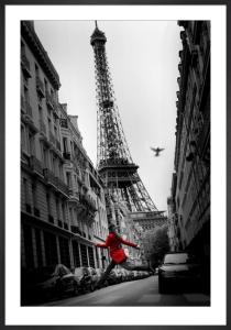 La Veste Rouge by Anonymous