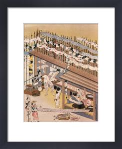 Weavers by Yoshinobu