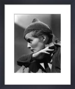 Katharine Hepburn II by Ernest Bachrach