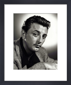 Robert Mitchum by Anonymous