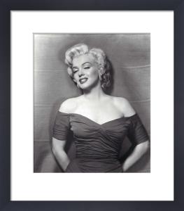 Marilyn Monroe I by Frank Powolny
