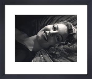 Ava Gardner by Laszlo Willinger