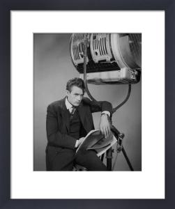James Dean by Bert Six
