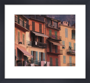Villefranche-sur-Mer on the Cote d'Azur France by Danita Delimont
