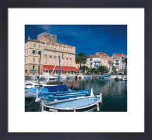 Sanary-sur-Mer, Provence, France by Danita Delimont