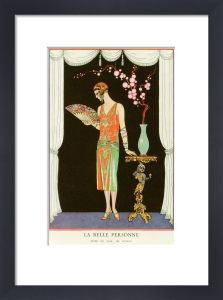 La Belle Personne by Georges Barbier