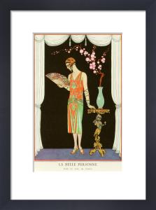 La Belle Personne by Georges Barbier