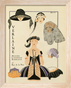 Verlaine fashions Paris by Anonymous