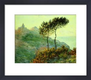 Church at Varengeville by Claude Monet