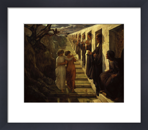 The Wrong Path by Louis Janmot
