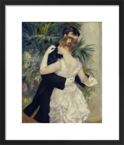 Dance in the City, 1883 by Pierre Auguste Renoir