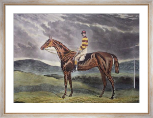 Sir Visto (Restrike Etching) by Charles Hunt & Son