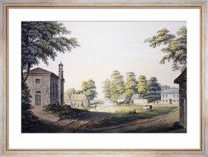 Gretna Green (Restrike Etching) by IH Clark
