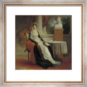 Marie-Laetitia Ramolino 1803 by Baron Francois Pascal Simon Gerard