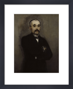 Georges Clemenceau by Edouard Manet