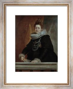 Infante Isabella Clara Eugenia by Peter Paul Rubens