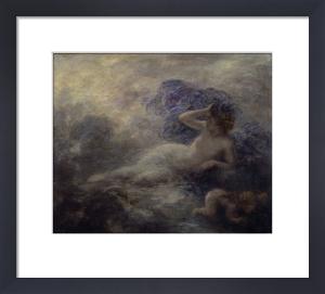Night by Ignace-Henri-Théodore Fantin-Latour