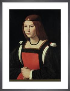 Portrait of a Woman by Giovanni Antonio Boltraffio