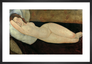 Reclining Nude, 1919 by Amedeo Modigliani