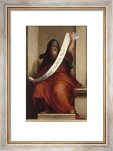 The Prophet Hiob by Bartolomeo di Giovanni