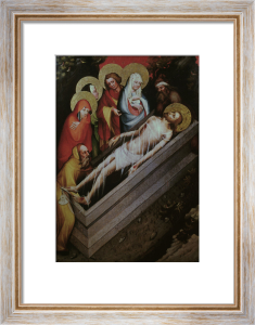 Entombment of Christ by Master of Wittingauer Altar