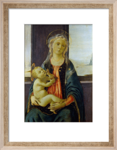 Madonna and Child by Sandro Botticelli