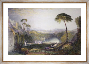 The Golden Bough (Restrike Etching) by Joseph Mallord William Turner