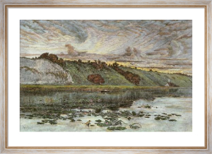 Shooters Hill (Pangbourne) (Restrike Etching) by Keely Halliswelle