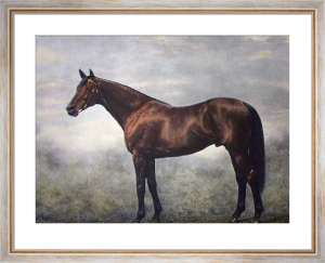 Persimmon (Restrike Etching) by Anonymous