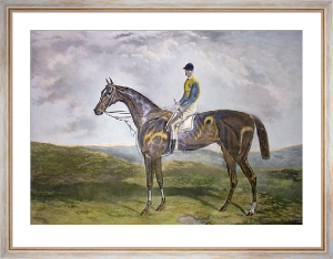 Ben Dor (Restrike Etching) by Walter Hunt